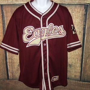 sale retailer 2ae4a 0fa9e Boston College Eagles Baseball Jersey Sewn XL